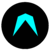 Arilyn_logo_black_cyan_transparent