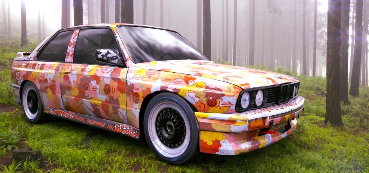 BMW_art_car