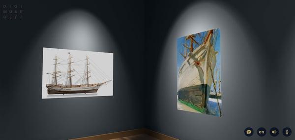 Digimuseo John  Nurminen Foundation