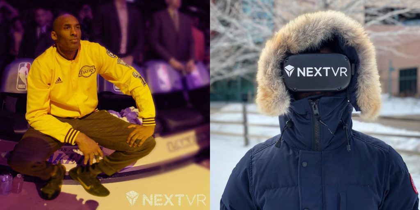 NextVR Apple