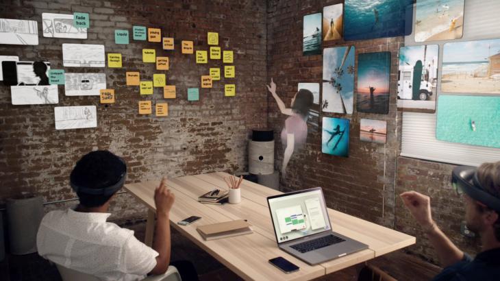 Spatial-Collaborative-Room