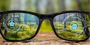 Plessey AR glasses