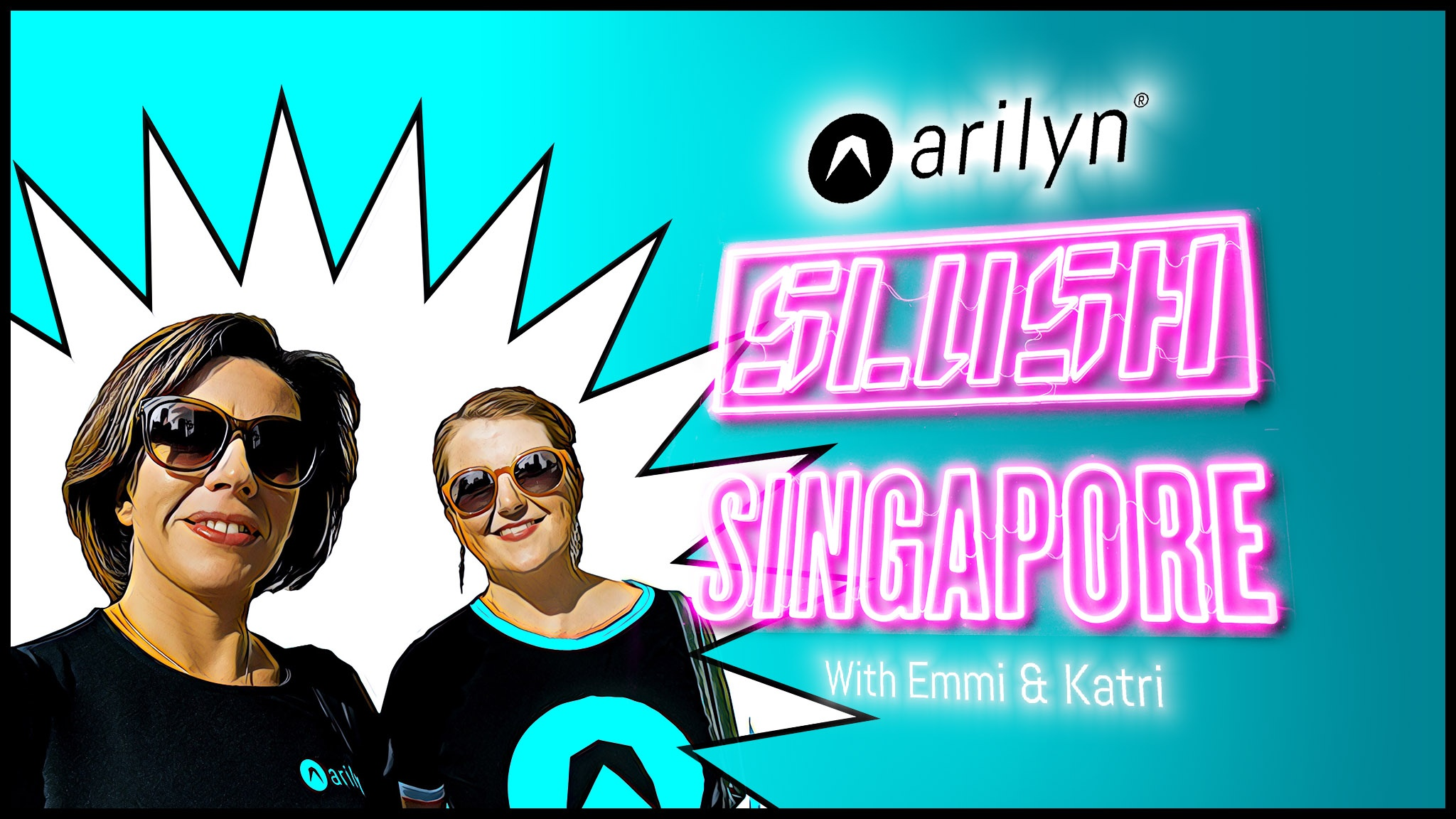 Captain's log – Arilyn Wonder Women Augmenting Singapore Slush