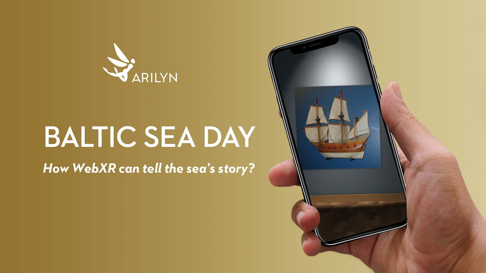Celebrating the Baltic Sea with extended and augmented reality