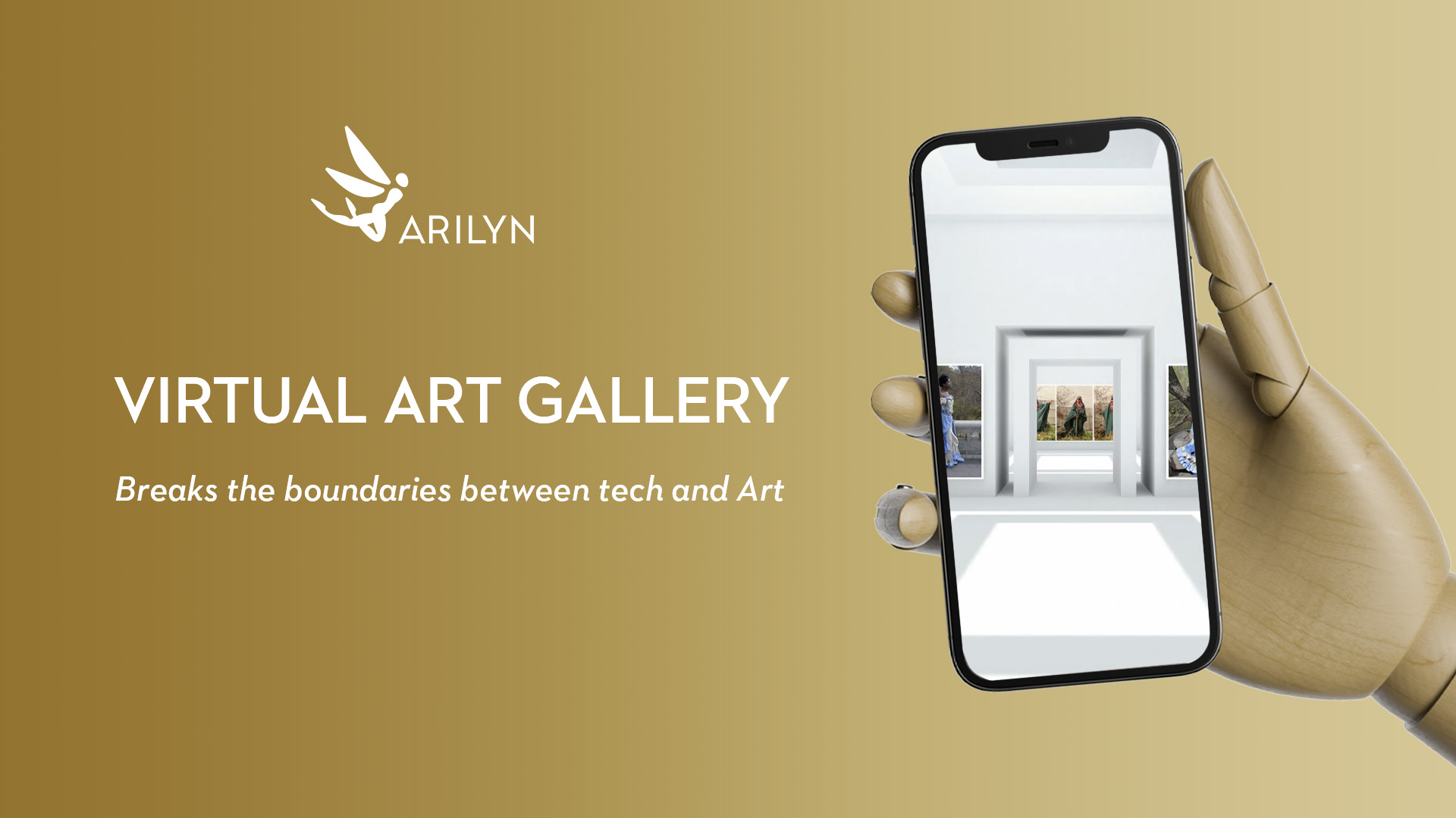 Extended reality breaks the boundaries between technology and fine art