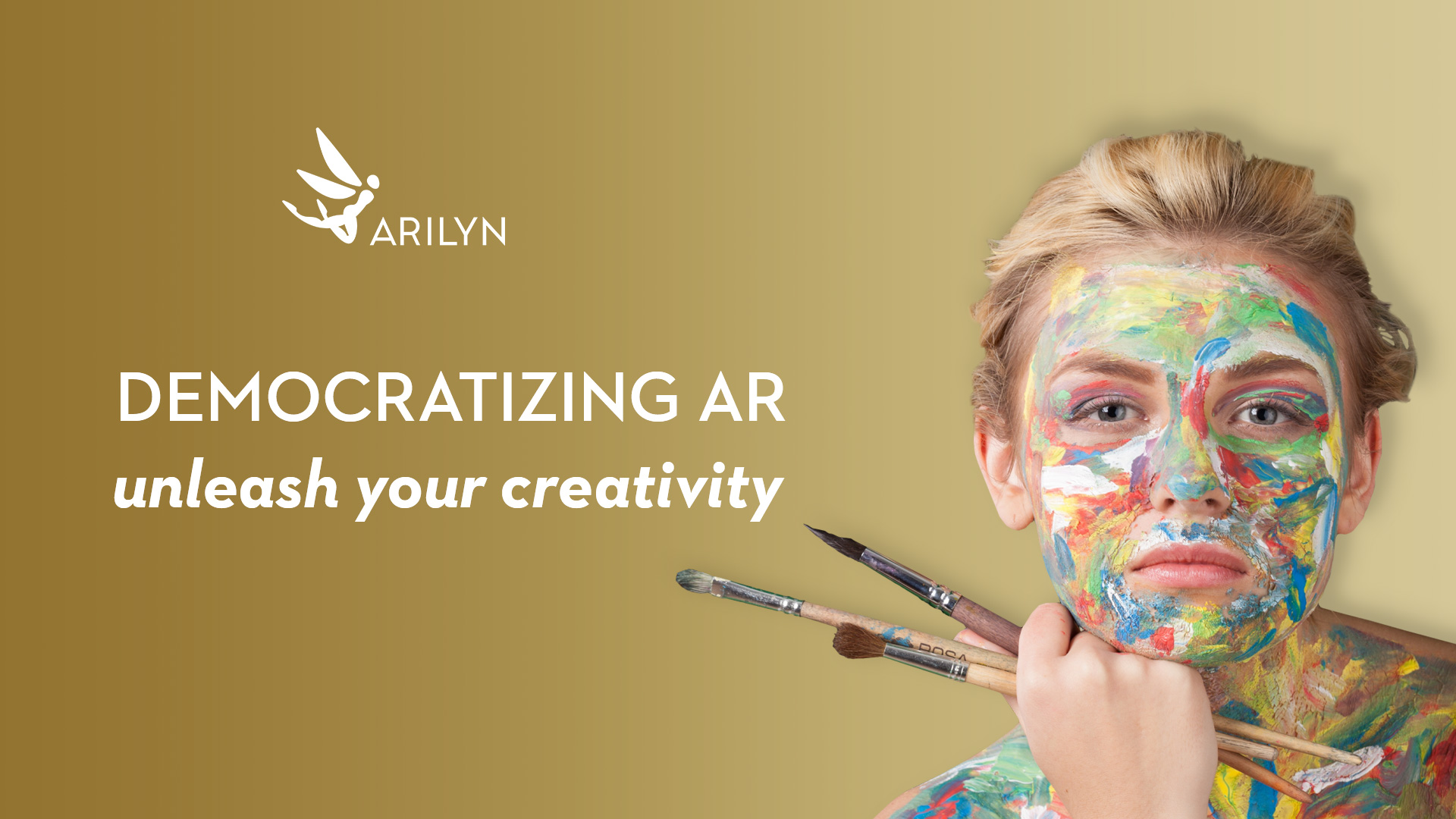 Democratizing augmented reality - unleash your creativity
