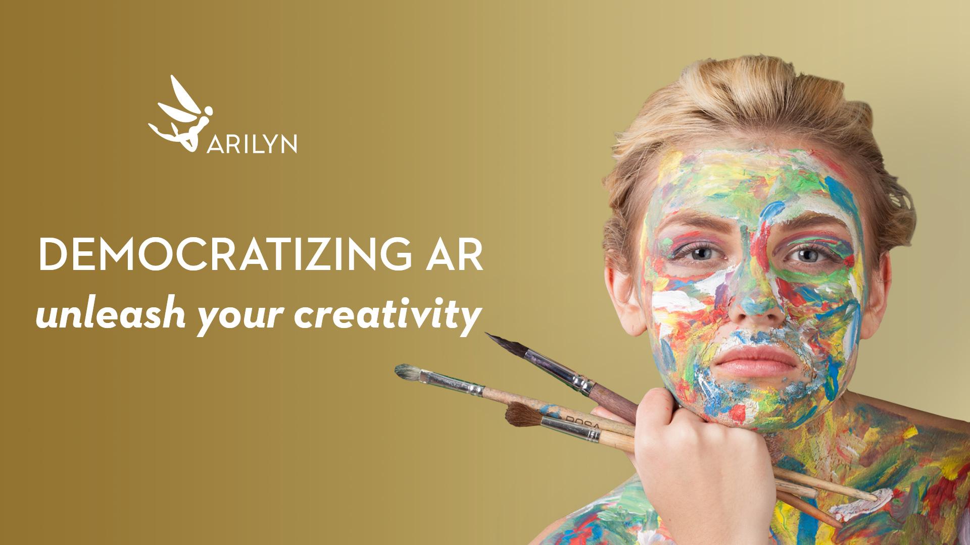 Democratizing augmented reality - unleash your creativity