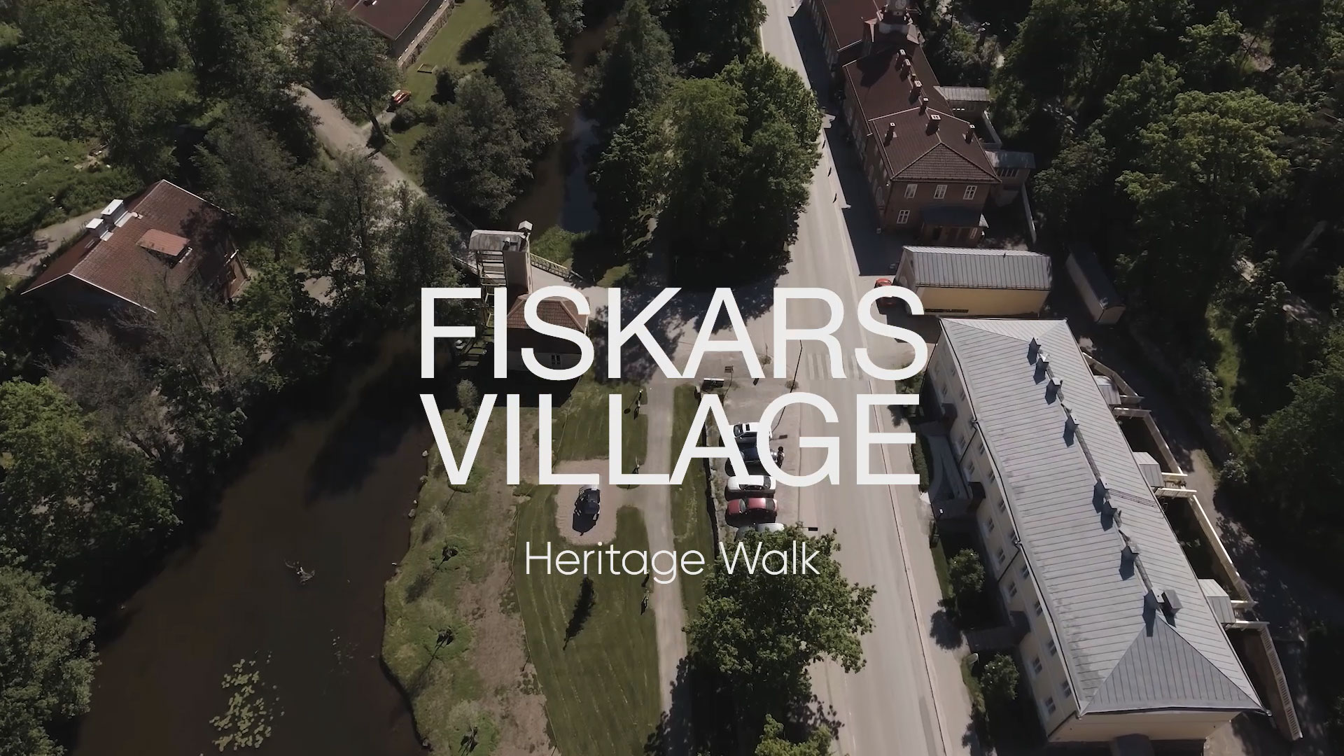 Fiskars Village's history brought into today with AR