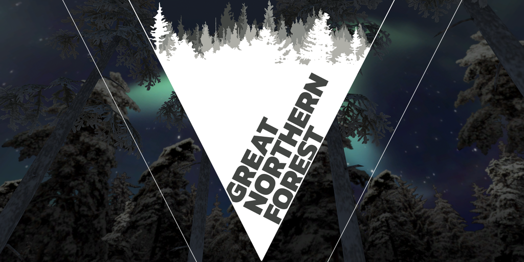 Greenpeace uses AR to save the Great Northern Forests