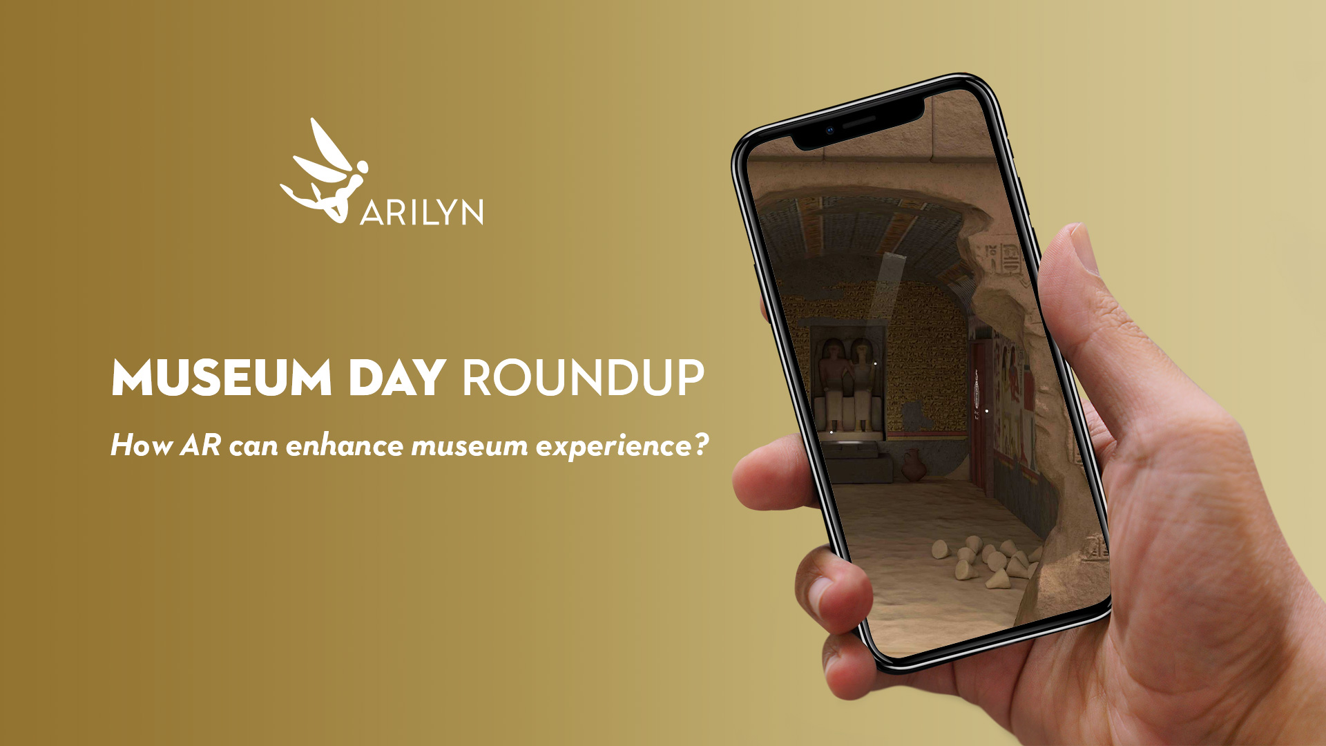 How augmented reality can enhance the museum experience?