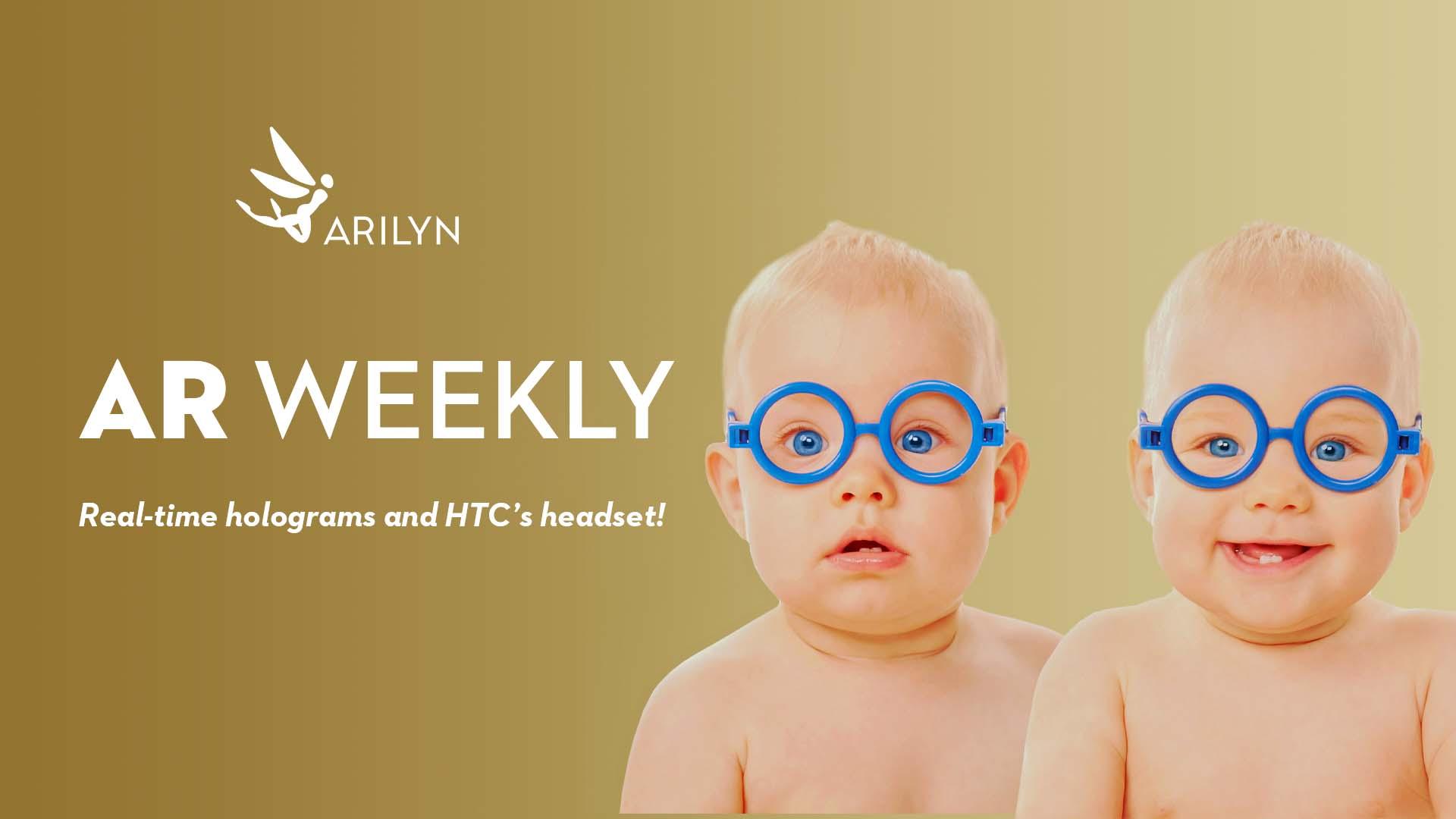 AR Weekly | October 15 | 2021
