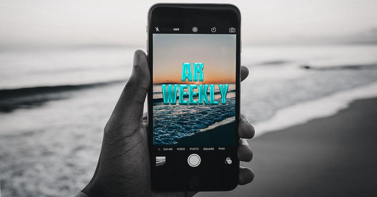 Weekly AR ⎪ May 3⎪ 2019