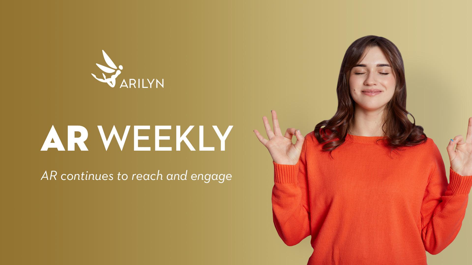 AR Weekly | February 12 | 2021