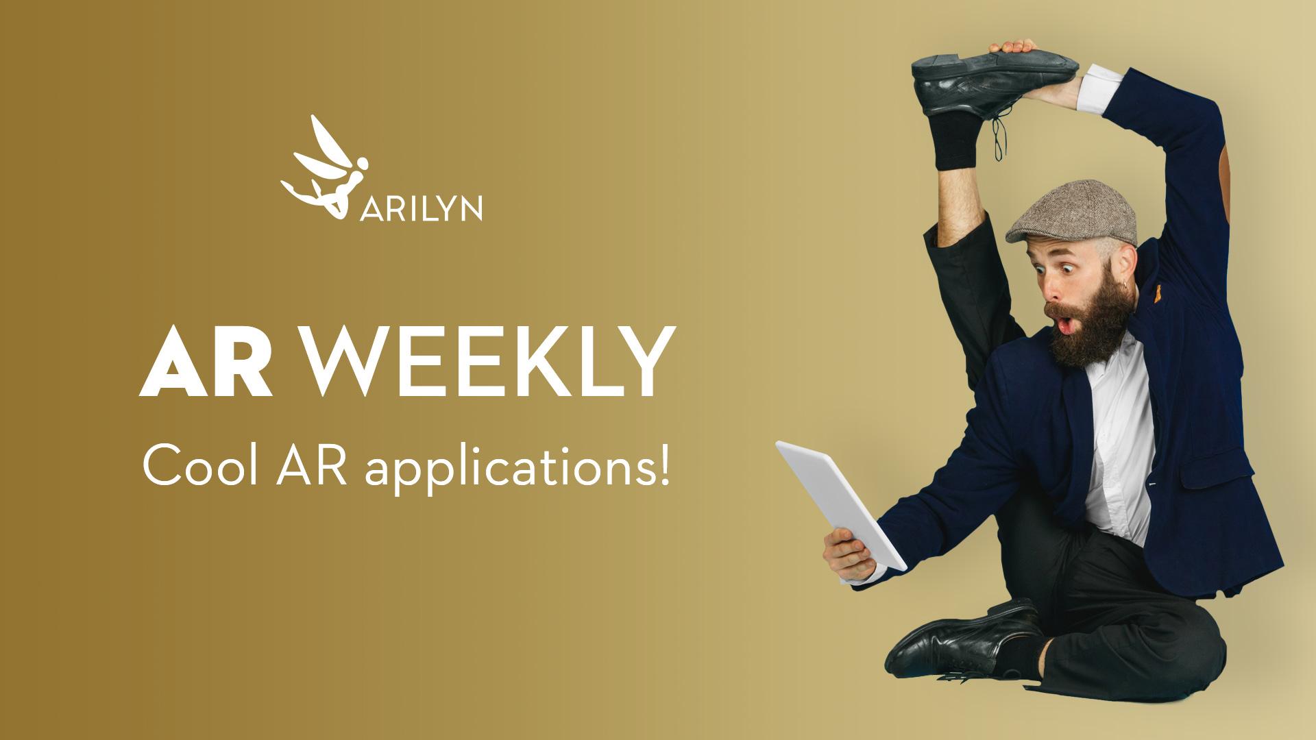AR Weekly | February 5 | 2021