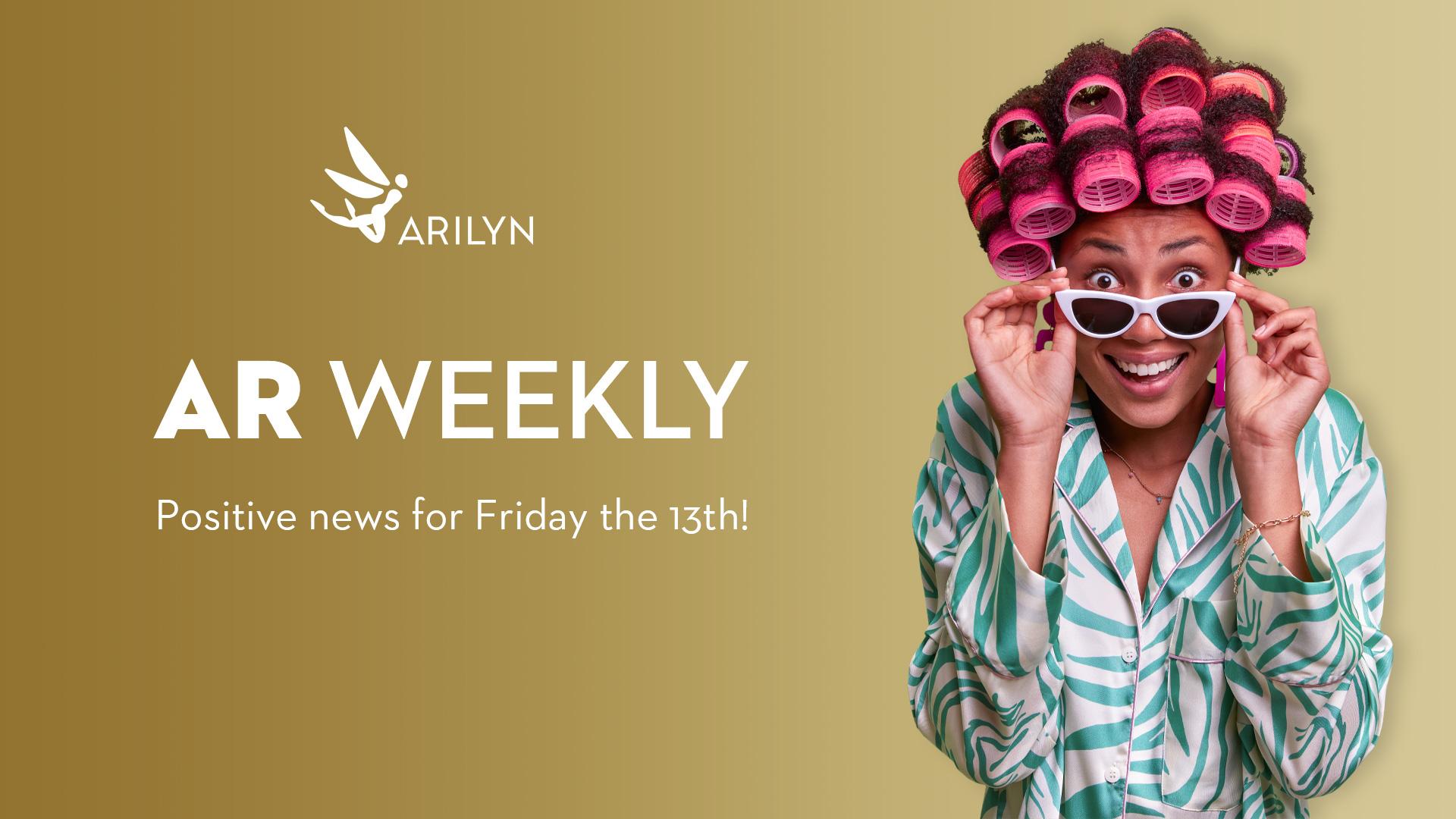 AR Weekly | November 13 | 2020