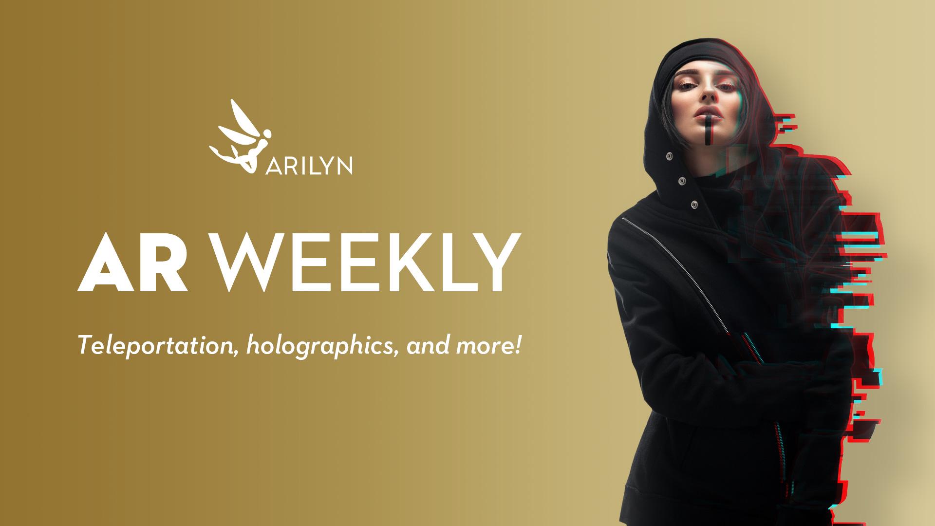 AR Weekly | July 2 | 2021